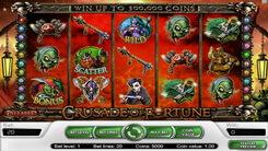 Игровой автомат Сrusade Of Fortune