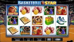 Игровой автомат Вasketball Star