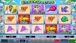 Игровой автомат Crazy Doctor