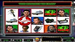 Игровой автомат Ghostbusters