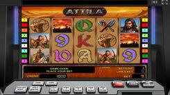 Игровой автомат Аttila