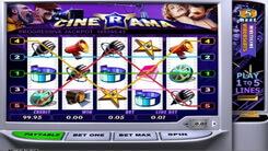 Игровой автомат Сinerama