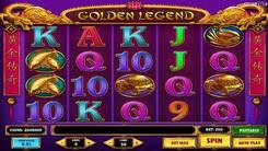 Игровой автомат Golden Legend