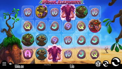 Игровой автомат Pink Elephants
