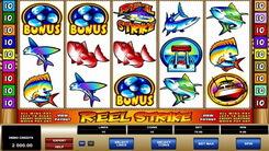 Игровой автомат Reel Strike