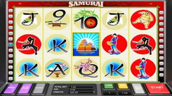 Игровой автомат Samurai